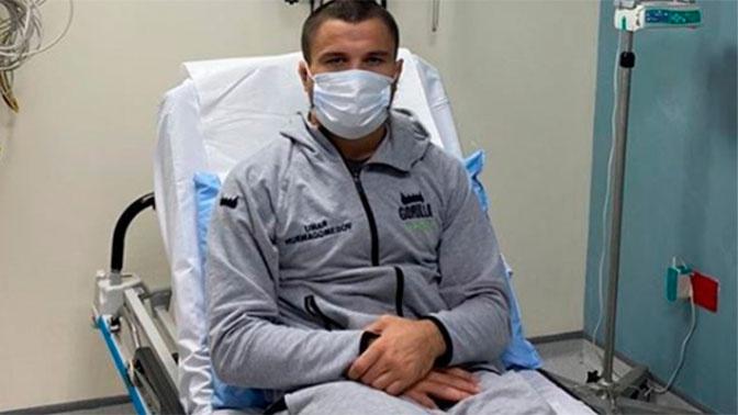 Хабиб Нурмагомедов рассказал о самочувствии своего брата Умара