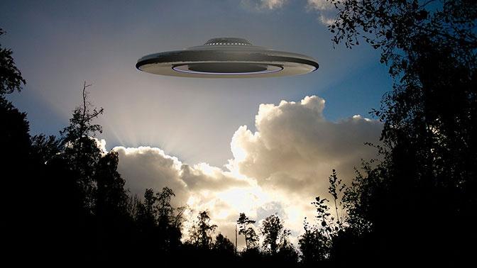 СМИ «обнаружили»  НЛО над «Зоной 51»