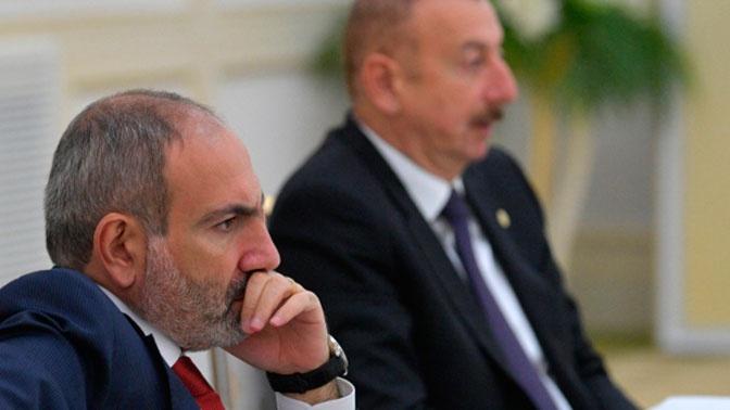 Пашинян и Алиев заявили о готовности встретиться в Москве для переговоров