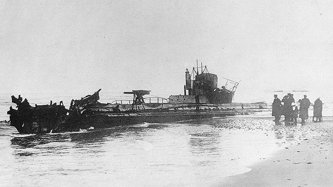 В Черном море найдена «подлодка-призрак» Гитлера