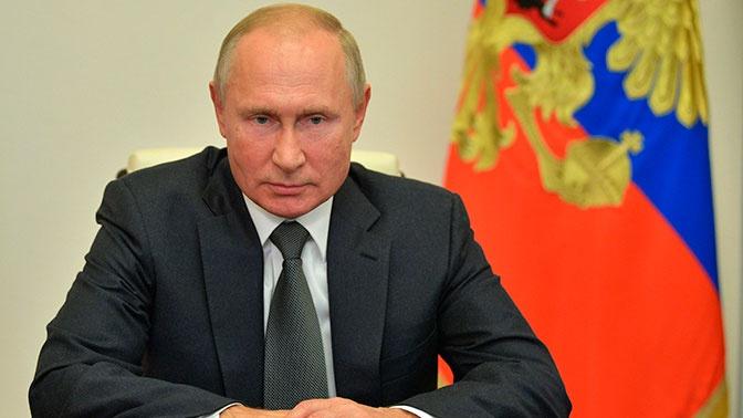 Путин заявил, что ООН остается безальтернативной структурой в решении проблем человечества