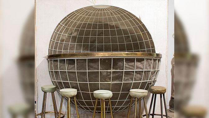 «Фальшивое величие рейха»: «земной шар» Гитлера выставили на продажу в США