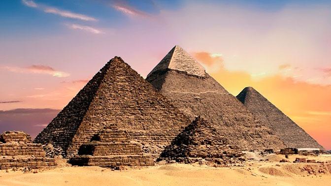 Ученые раскрыли неизвестную ранее ошибку строителей пирамиды в Гизе