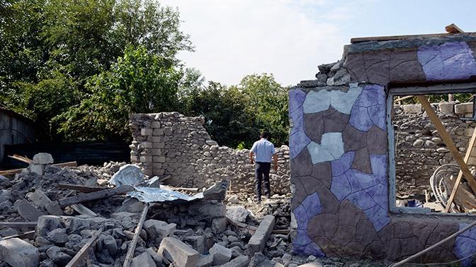 В Кремле оценили ситуацию в Нагорном Карабахе