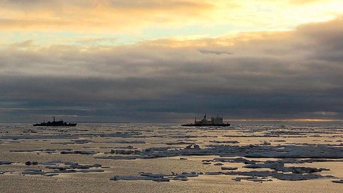 В Роскосмосе создадут спутники для мониторинга Арктики в разных диапазонах