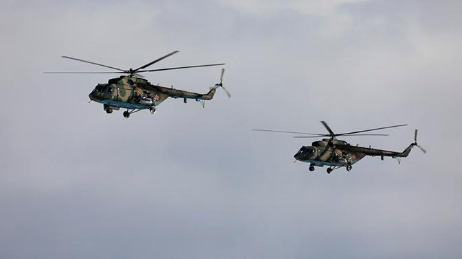 Авиация ЦВО вылетела в район посадки «Союза МС-16» в Казахстане
