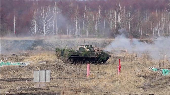 Под Ульяновском прошли масштабные учения миротворческих бригад ВДВ