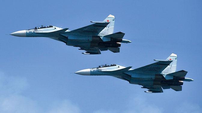 За неделю разведку у границ РФ вели 29 летательных аппаратов