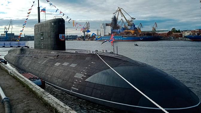 Главком ВМФ Евменов рассказал о характеристиках подлодок проекта 636.3