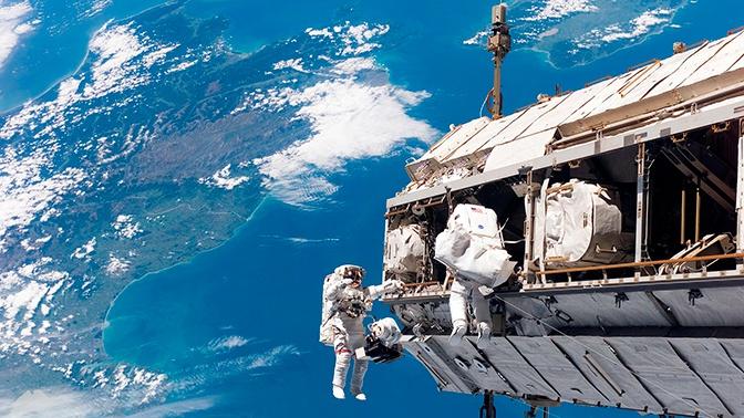 Экипаж МКС доложил о продолжающейся утечке воздуха