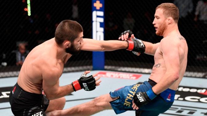 «Король сегодня и навсегда»: в UFC поздравили Хабиба с победой