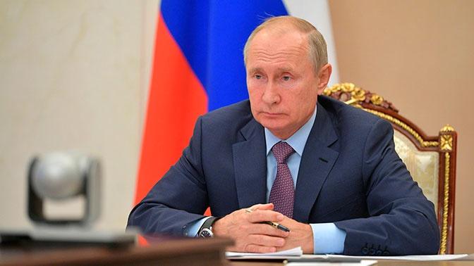 Путин заявил, что информация США не раз помогала предотвращать теракты в РФ