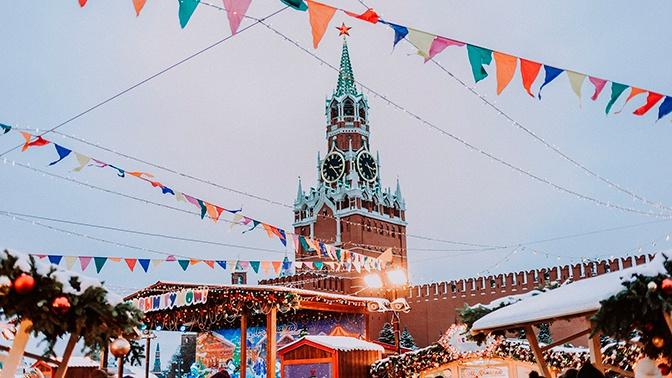 Названы наиболее популярные города России для встречи Нового года