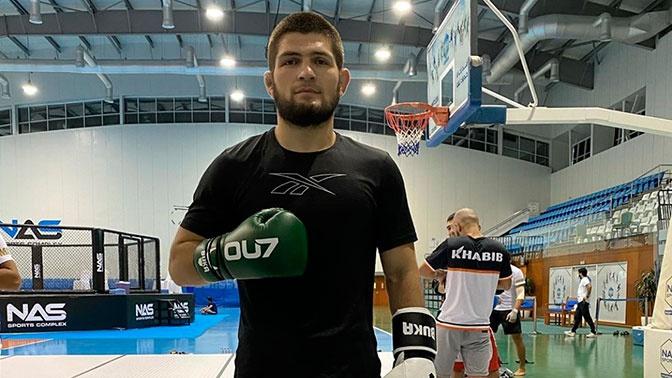 Песков прокомментировал победу Нурмагомедова над Гэтжи