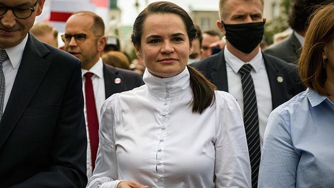 Тихановская объявила «общенациональную забастовку» в Белоруссии