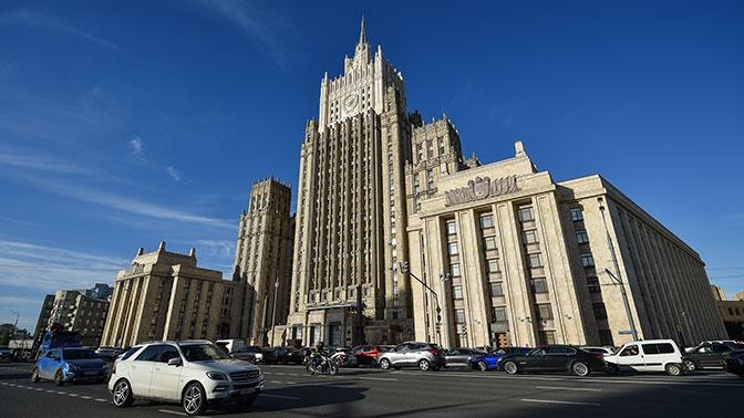 МИД РФ призывал Турцию способствовать прекращению огня в Карабахе