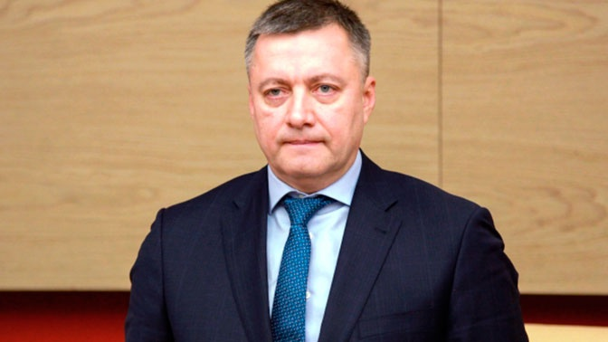 Губернатор Иркутской области госпитализирован с коронавирусом