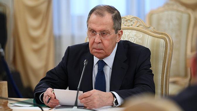 Лавров назвал единственный способ урегулирования конфликта в Донбассе по мнению Москвы