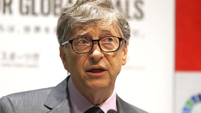 Билл Гейтс поставил под сомнение эффективность американских вакцин от COVID-19