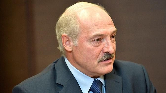 Лукашенко заявил о террористической угрозе Белоруссии
