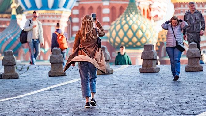 Жителей Москвы ожидает тепло и переменная облачность