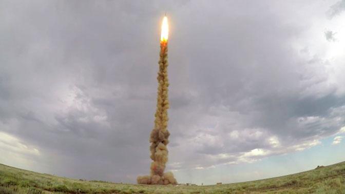 ВКС России успешно выполнили пуск новой противоракеты системы ПРО