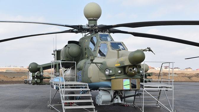 Полковник армейской авиации рассказал о новых вертолетах для российской армии