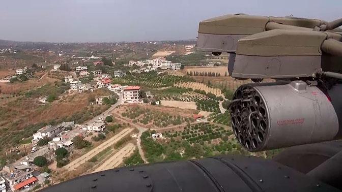 На бреющем в самое пекло: как летчики армейской авиации не бросают своих в Сирии
