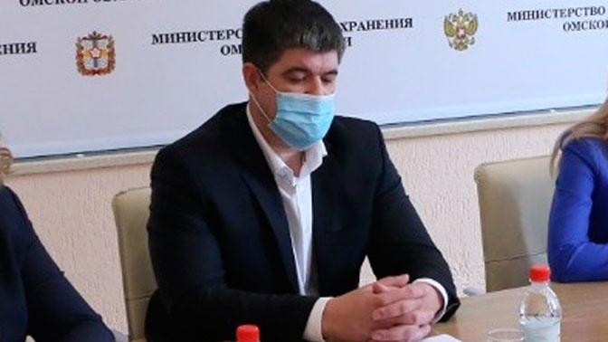 В Омской области назначили нового заместителя министра здравоохранения