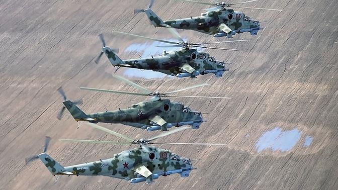 В России отмечают День армейской авиации: фоторепортаж