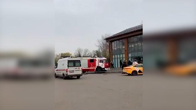 В Москве мужчина облился бензином, требуя встречи с гендиректором «Яндекс. Такси»