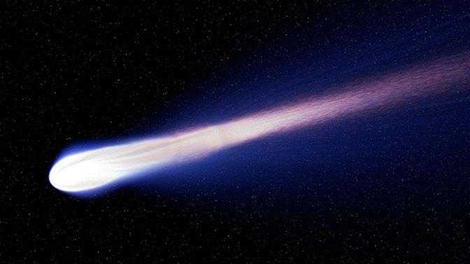 Ученые доказали роль комет в появлении жизни на Земле