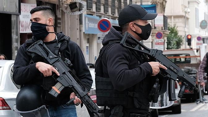СМИ: в полиции рассказали о напавшем на церковь в Ницце