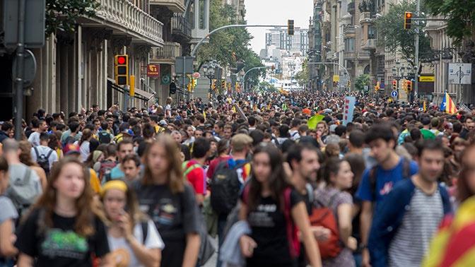 В посольстве РФ отреагировали на «российский след» в каталонском кризисе