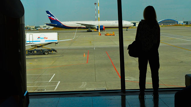Австрия возобновила авиасообщение с Россией