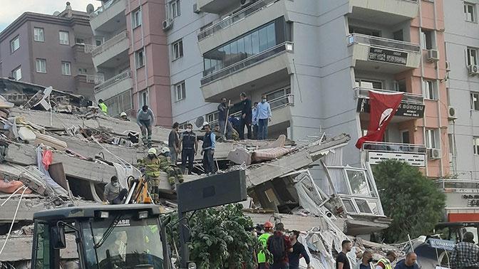 При землетрясении в Турции погибли 12 человек