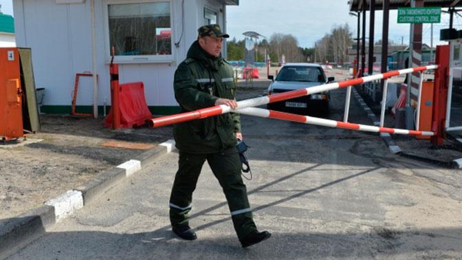 Белоруссия приостанавливает въезд для иностранцев с ноября