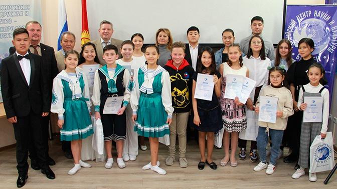 В Бишкеке состоялся детский музыкальный фестиваль «Карусель»