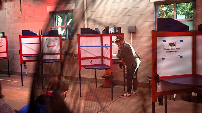 Республиканцы оспаривают вВерховном суде подсчет голосов вПенсильвании