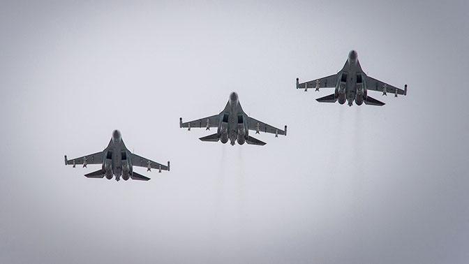 Американские журналисты назвали российский Су-35 одним из лучших истребителей