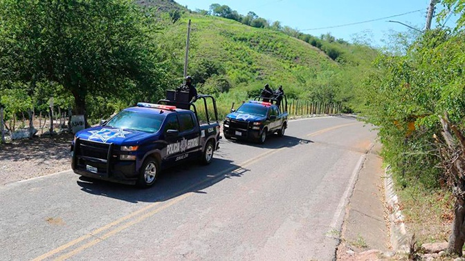 На кладбище в Мексике нашли три тонны наркотиков