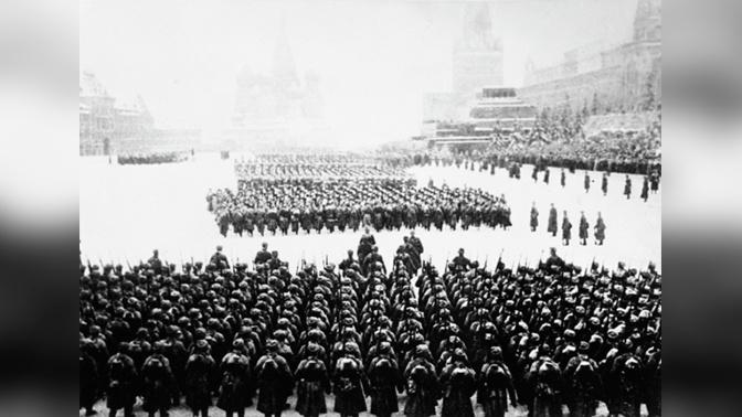 В Минобороны раскрыли секретное название ноябрьского парада 1941 года в Москве