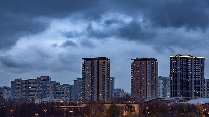 В Москве температура воздуха побила 70-летний рекорд