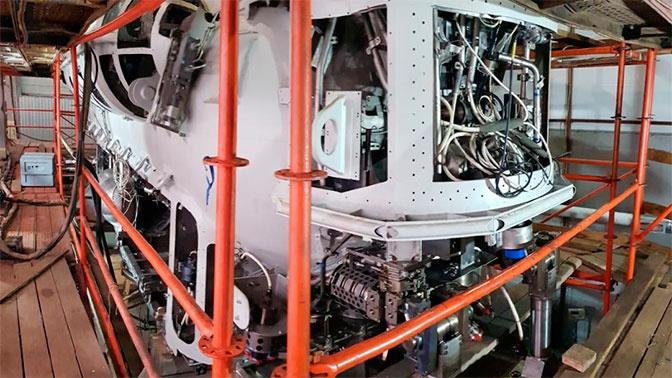 Главком ВМФ: новые спасательные глубоководные аппараты можно будет использовать в Арктике