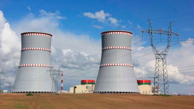 БелАЭС прекратила генерацию электроэнергии