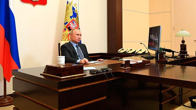 Владимир Путин подписал указ плана обороны на 2021-2025 годы