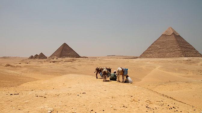ВЕгипте обнаружили крупное захоронение возрастом около 2500 лет
