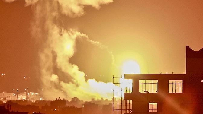 По Израилю запустили две ракеты из сектора Газа