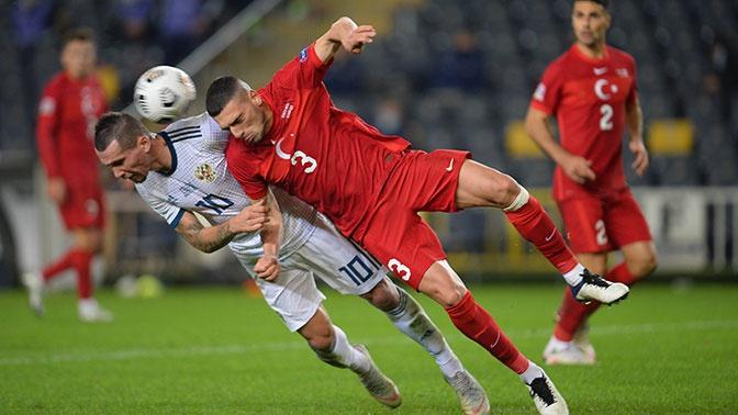 Черчесов прокомментировал первое в истории поражение сборной России от Турции