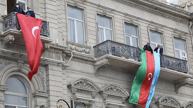 В Кремле заявили, что указ Эрдогана об отправке военных в Азербайджан является внутренним делом Турции